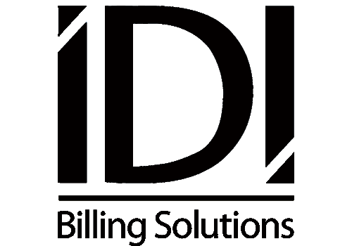 Logo for IDI Billing Solutions, telecom billing and OSS software that integrates with Core Commissions