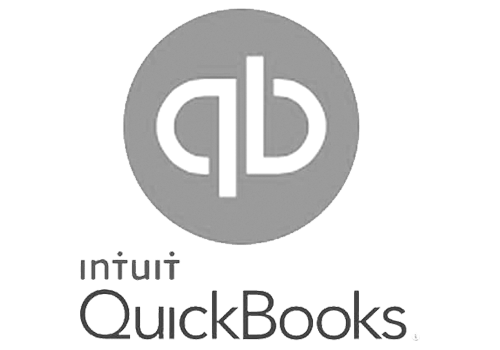 Logo for Quickbooks, business accounting software that integrates with Core Commissions.